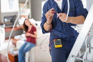 Монтаж и замена электропроводки от Домашних мастеров
