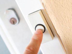 Установка дверного звонка в Сергиевом Посаде