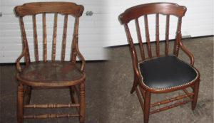 Перетяжка стульев на дому недорого в Сергиевом Посаде