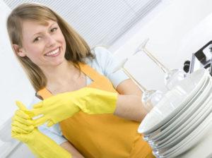 Мойка посуды на дому в Сергиевом Посаде