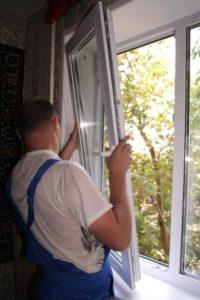 Замена створок пластиковых окон в Сергиевом Посаде