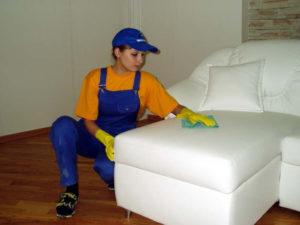 Чистка мебели на дому в Сергиевом Посаде