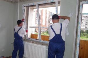 Установка пластиковых окон в Сергиевом Посаде