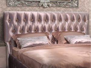 Перетяжка изголовья кровати в Сергиевом Посаде