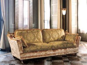 Обивка дивана в Сергиевом Посаде недорого